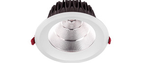 Lanserer LHC Office downlights